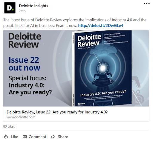 Deloitte Review