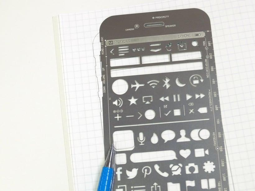 iPhone Stencil Kit