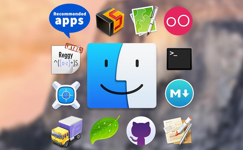 Mac を使っている Web サイト制作担当者にオススメのアプリたち サムネイル画像